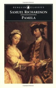 Pamela with the incorrigible Mr. B.